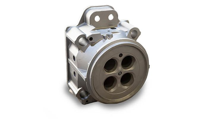 Cylinder heads for diesel engines