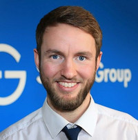 Your contact at Silbitz Group for drive technology Mr. Maximilian Finck